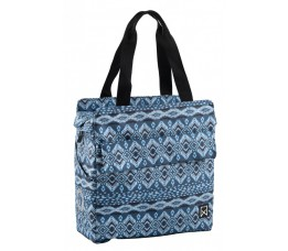 Willex Willex Indigo Shopper Blauw