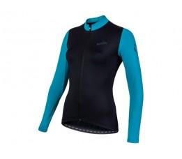 Nalini Nalini Shirt Lm Aiw Lw Lady 2.0 Zwart/ Azur M