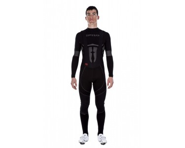 Spiuk Spiuk Bib Shorts C/t Elite Plus Man Black T. L