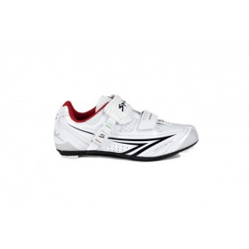 Spiuk Shoes Brios Road White/black 48
