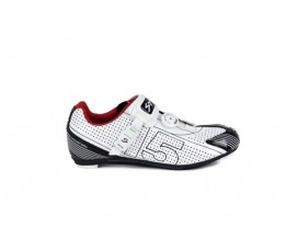 Spiuk Shoes Road 15 White/black 49