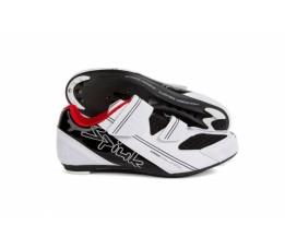 Spiuk Shoes Uhra Road White/black 47
