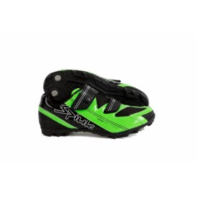 Spiuk Shoes Uhra Green/black 44