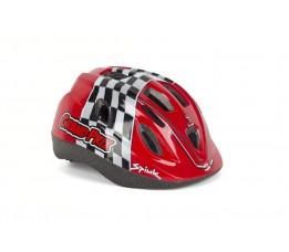 Spiuk Helmet Kids Red Grand Prix M-l (52-56)