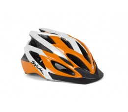 Spiuk Helmet Tamera Orange/white 58-62