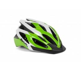 Spiuk Helmet Tamera Green/white 58-62