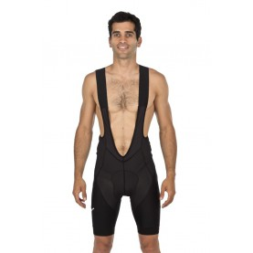 Spiuk Bib Shorts Elite Man Black M