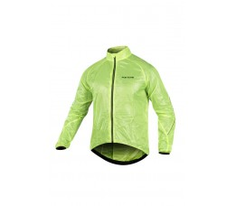 Spiuk Air Jacket Top Ten Unisex Yellow M