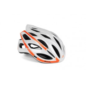 Spiuk Helmet Keilan White/orange 57-61