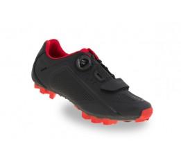 Spiuk Shoes Altube Mtb Black/red 43