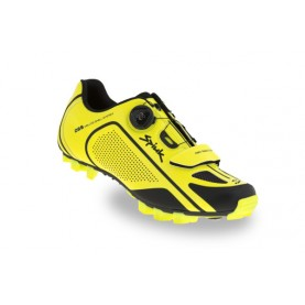 Spiuk Shoes Altube Mtb Yellow Hv/black 45