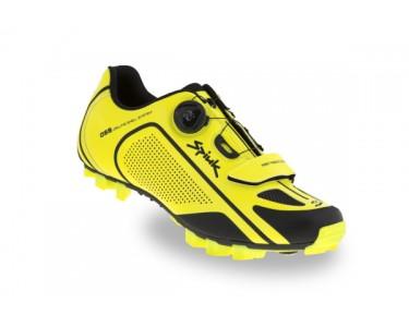 Spiuk Shoes Altube Mtb Yellow Hv/black 45
