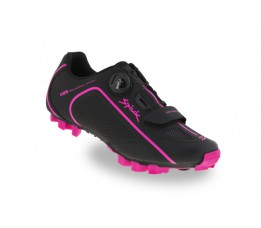 Spiuk Shoes Altube Mtb Black/fuchsia 39