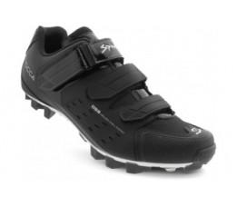 Spiuk Shoes Rocca Mtb 3 Velcros Matt Black 41