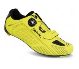 Spiuk Shoes Altube Road Carbon 2019 Mat Yel Flu 46