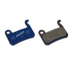 Bbb Bbs-54 Remblokken Discstop Comp.shim.xtr-xt-lx Blauw