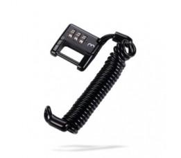 Bbb Bbl-52 Fietsslot Minisafe Coil Cable 3mmx120cm Zwart
