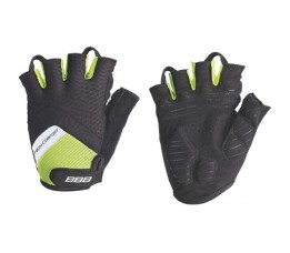 Bbb Bbw-41 Handschoenen Highcomfort M Zwart/neon Geel