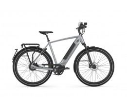 Gazelle Ultimate Speed 380, Industry Grey Mat