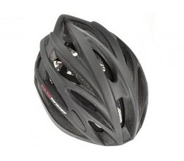 Agu Agu Helm Tesero Mat Zwart S/m (54-57cm)