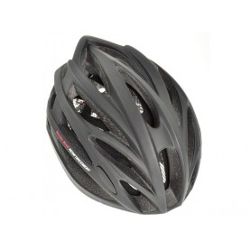 Agu Agu Helm Tesero Mat Zwart L/xl (58-62cm)