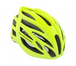 Agu Agu Helm Tesero Yellow L/xl (58-62cm)