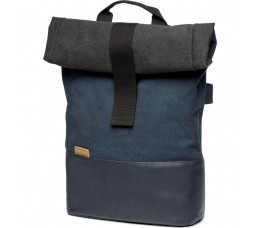 Cortina Cort Denim Backpack Memphis Blue Mt L