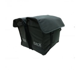 Beck Canvas Small Grijs Array 38 Liter